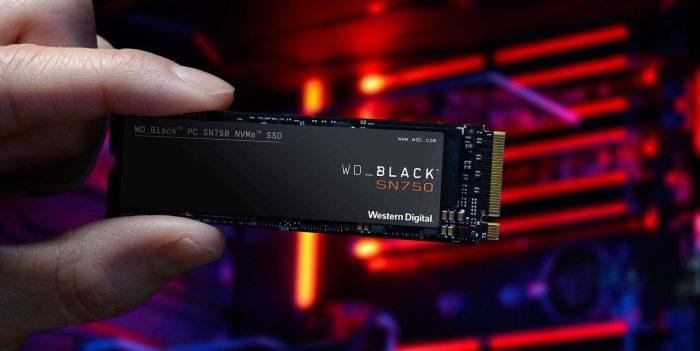 blksn750 feature2.jpg.imgw .1920.750 700x351 - WESTERN DIGITAL BLACK SN750 NVME 1TB اس اس دی وسترن دیجیتال