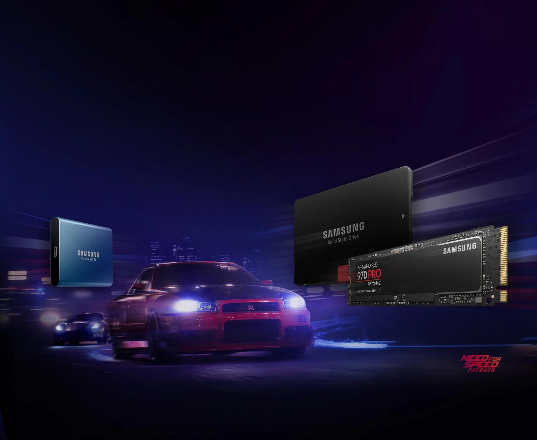 SAMSUNG GAMING SSD 5
