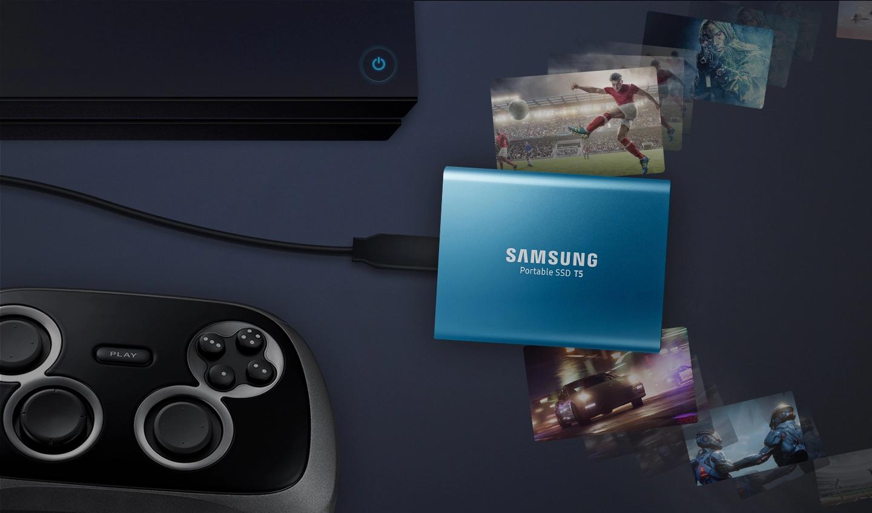 SAMSUNG GAMING SSD 4