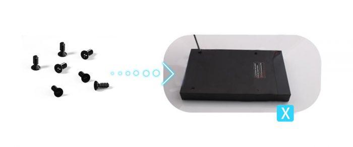 ORICO 2.5 inch USB3.0 BOX 2577U3 باکس هارد اوریکو