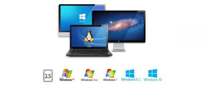 1200 634 700x292 - ORICO 2.5 inch USB3.0 BOX 2577U3 باکس هارد اوریکو