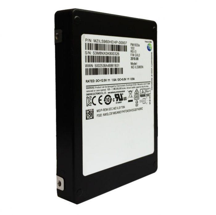SAMSUNG SSD PM1633a 960GB MZILS960HEHP اس اس دی سامسونگ