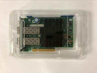 HPE Ethernet 10Gb 2-port 560FLR-SFP+Adapter 665243-B21 کارت شبکه سرور اچ پی