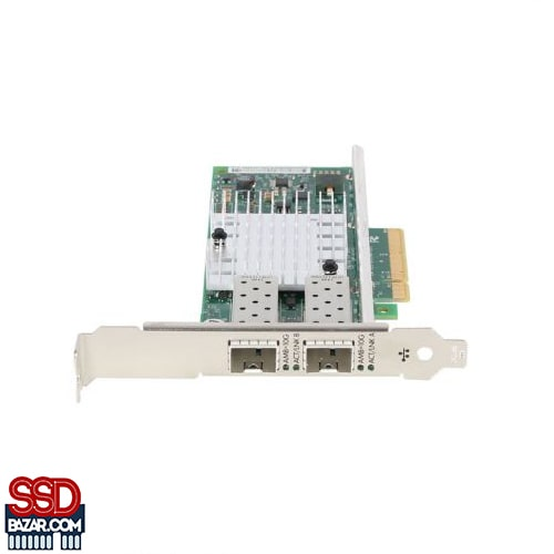 HPE Ethernet 10Gb 2port 560FLR SFP+Adapter high profile کارت شبکه اچ پی
