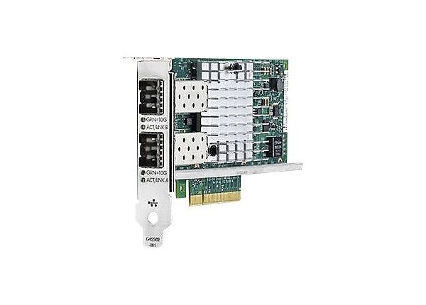 HPE Ethernet 10Gb 2-port 560SFP+ Adapter 665247-001