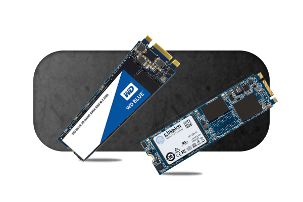 M2 SATA SSD SSDBAZAR - صفحه اصلی