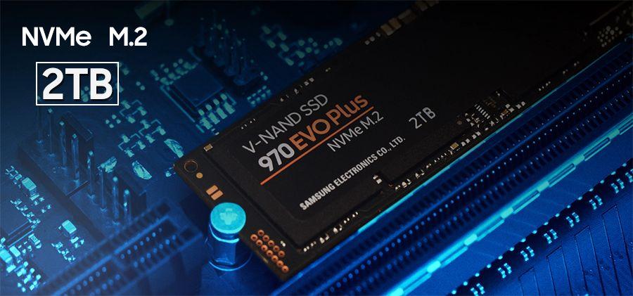 SAMSUNG 970 EVOPLUS 2TB SSDBAZAR compressor - صفحه اصلی