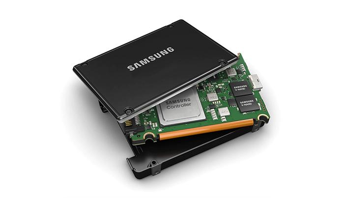 SAMSUNG ENTERPRISE U.2 SSD PM983 SSDBAZAR-7