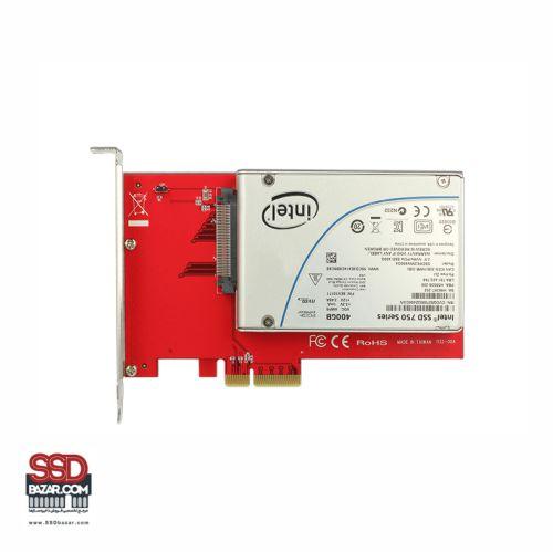Delock U.2 to PCIe Adapter 89469 تبدیل u.2 به pcie ssdbazar 4-min